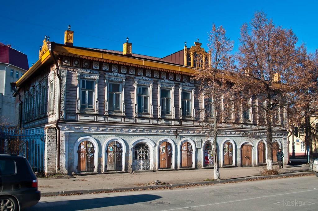 Три восточные столицы: отчёт о путешествии. Йошкар-Ола.