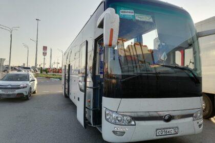 Билеты на автобус в Москву